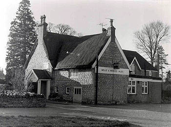 The Three Tuns in 1962 [Z53/15/14]